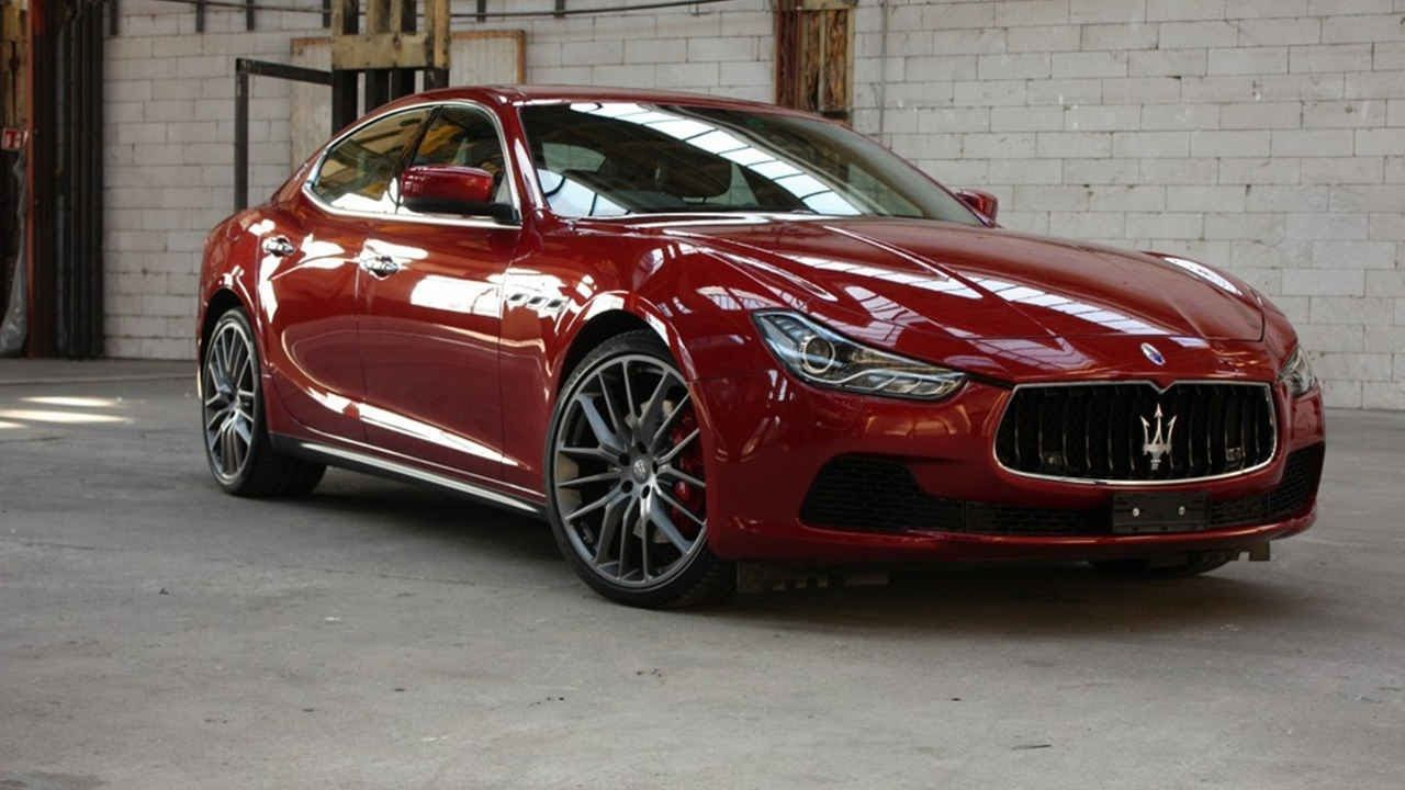 2018 maserati ghibli first look overview