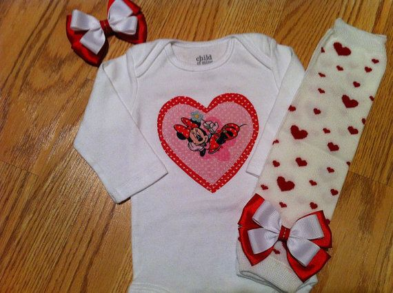 Newborn Infant Toddler Girl Minnie Mouse by vintagebabypretties, $32.00