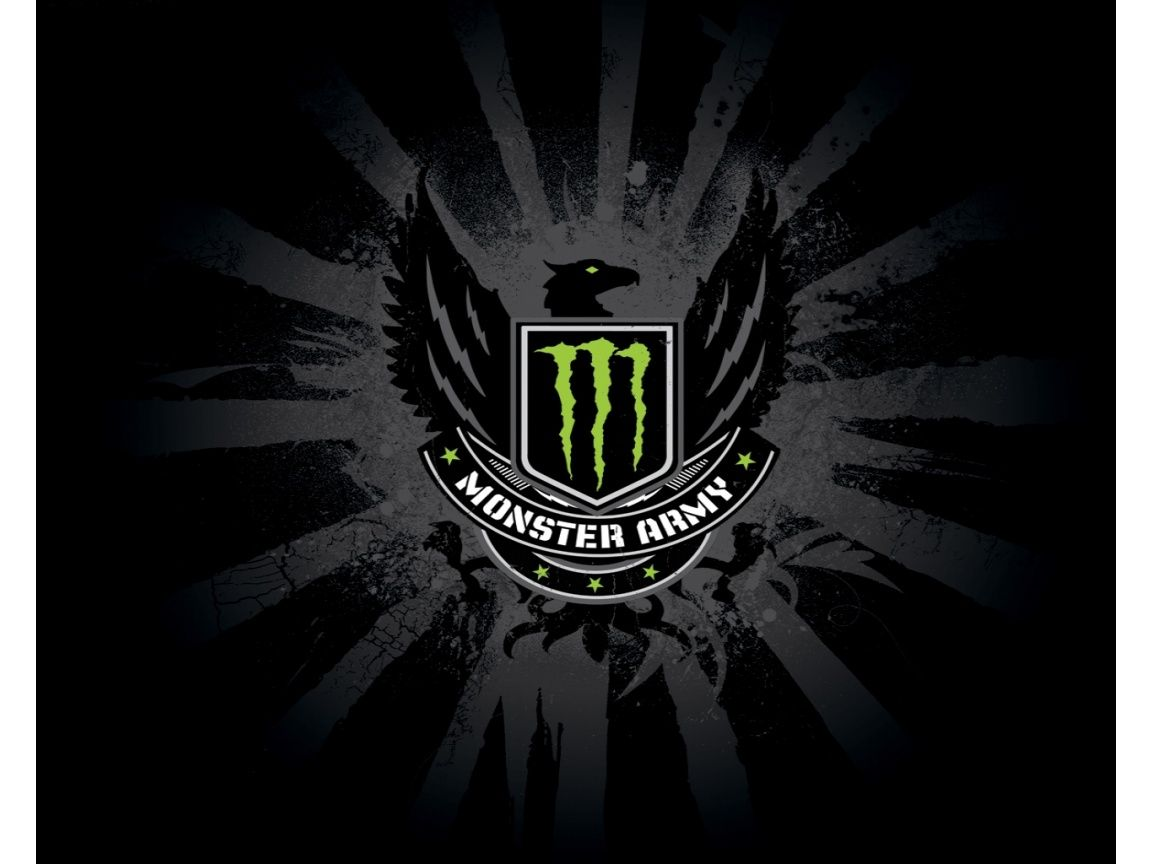 Monster Energy Logo | Download Monster Energy Lo Image At 1152 × 864  Resolution In HD