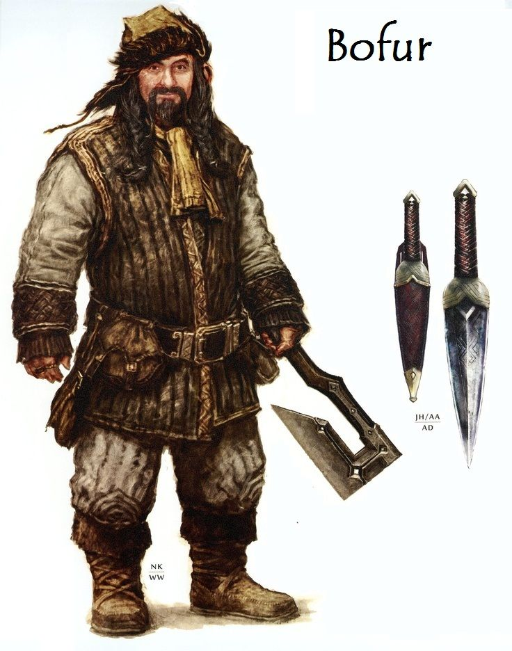 The Dwarf Bofur