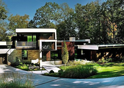 the 2012 modern atlanta home tour is getting quite serious about the architecture - Modern Homes Tour