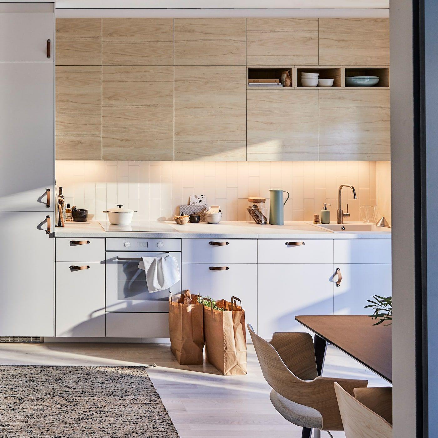 Quand Cuisiner Rime Avec Tranquilite Et Detente Cuisine Ikea