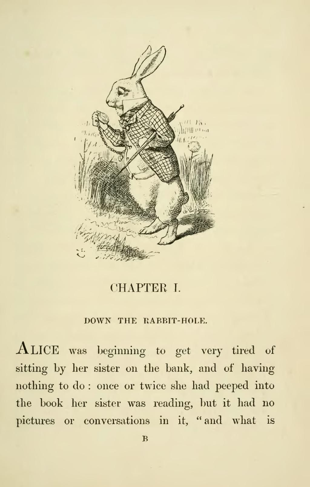 Page:Lewis Carroll - Alice's Adventures in Wonderland.djvu/21 - Wikisource, the free online library