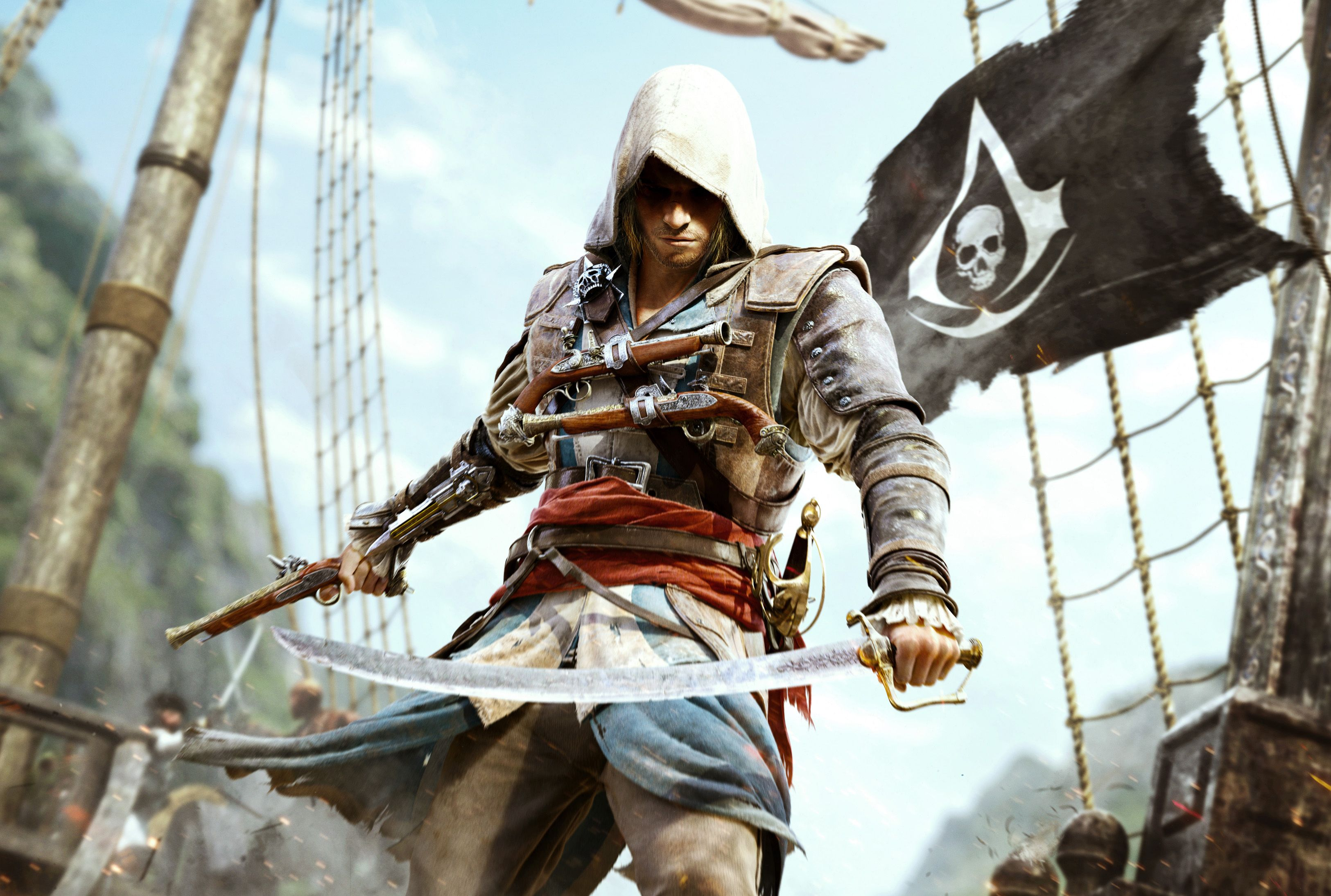 Assassin S Creed Iv Black Flag Hd Wallpapers 3 3251 X 2190 Assassins Creed Assassins Creed Black Flag Assassins Creed 4