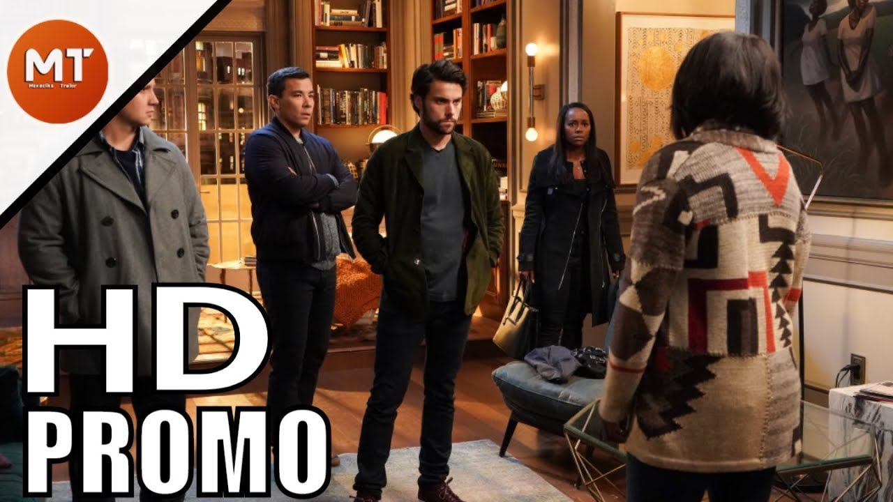 Pin On How To Get Away With Murder 6x10 Promo Hd Season 6