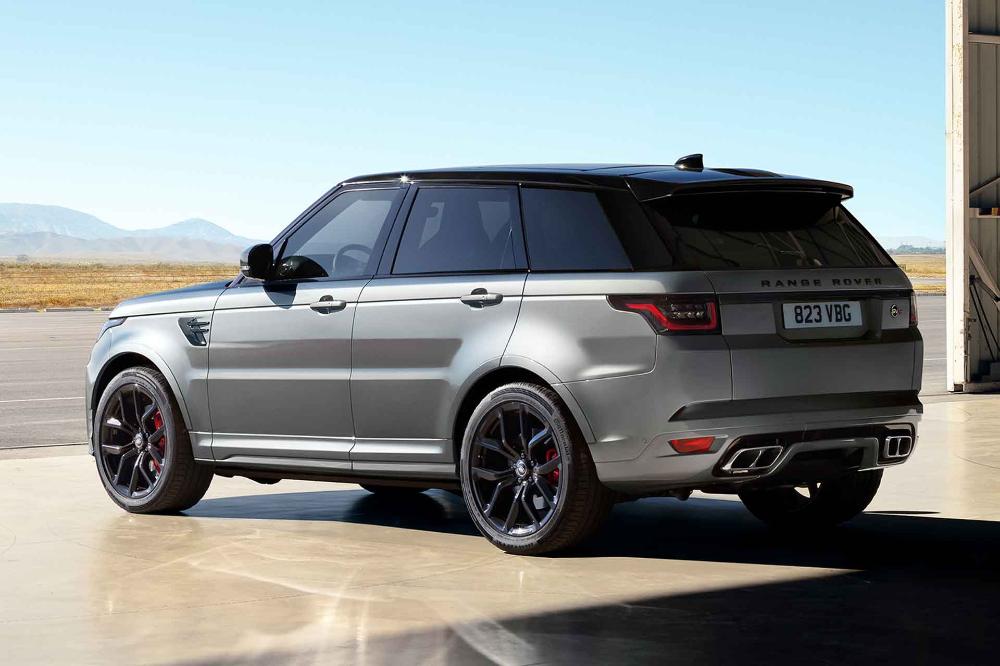 Range Rover Sport Svr Carbon Edition In 2021 Range Rover Sport Range Rover Sport Black Range Rover Black
