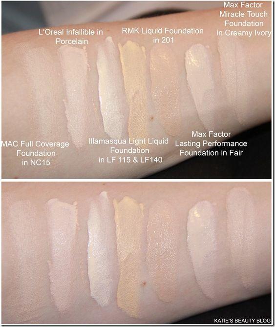Skin Base Foundation by Illamasqua #21