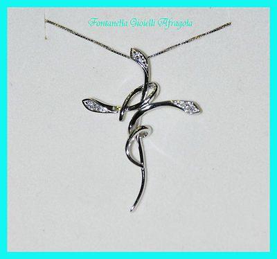 croce in argento.. minigioielleria