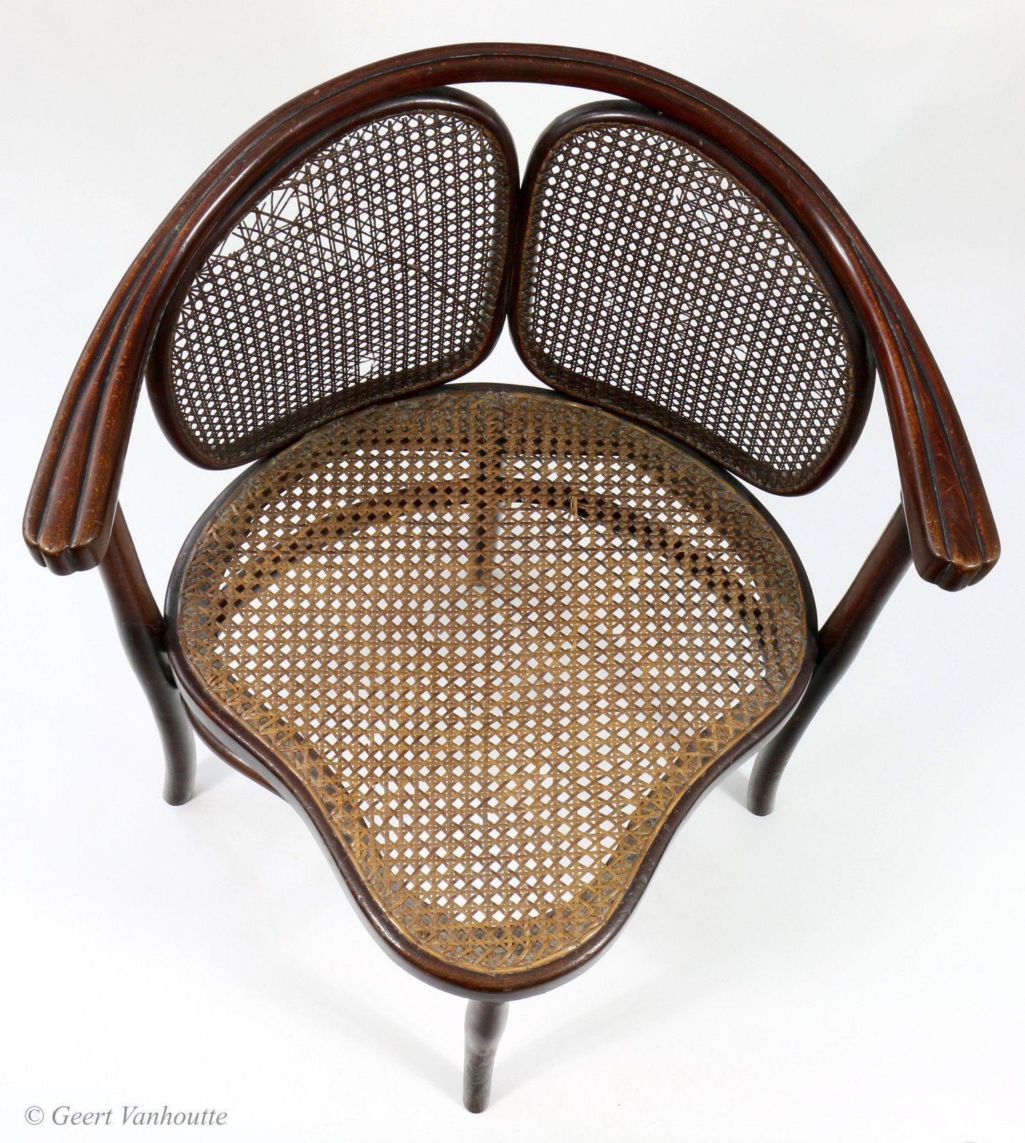 Thonet Schreibtischfauteuil Nr 2 Ca 1881 1887 Art Deco Mobel Bauhaus Mobel Innenarchitektur