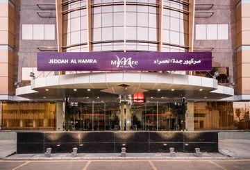 Low Cost Hotel Mercure Jeddah Al Hamra Jeddah To Book