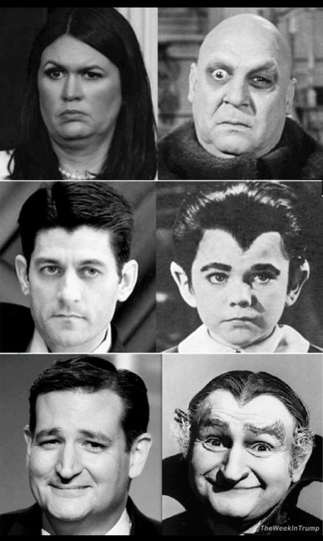Image Result For Ted Cruz Eddie Munster