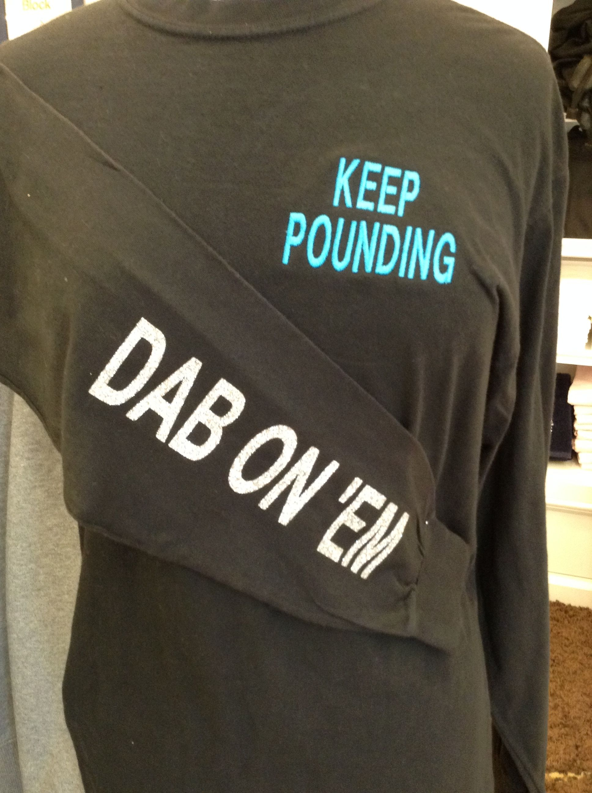 d3409170 Custom Dab On 'Em tees now available! Show your support for the ...