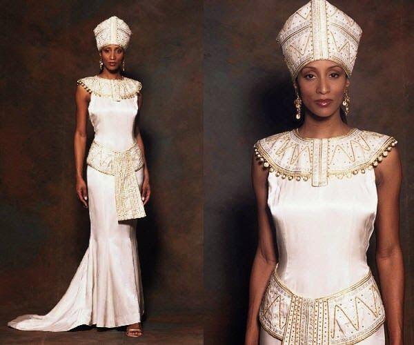 Resultado de imagen de vestidos de novia egipcios antiguos   Para ...