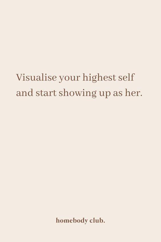 words of encouragement.