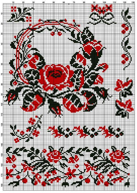 (2) Gallery.ru / Фото #127 - вишиванки та різні взори - 417lilu