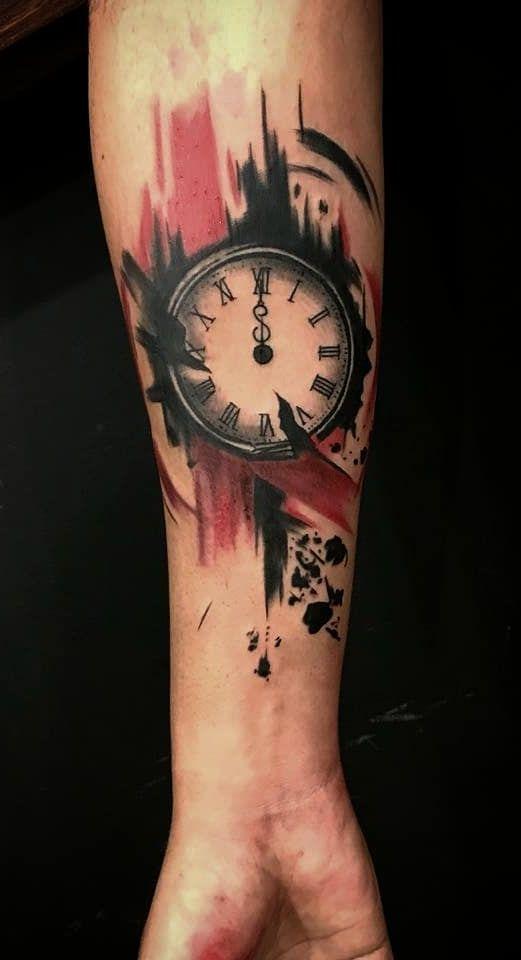 8fa9aeff4924fad479f761f803700c77 - Trash Polka Tattoo Artists