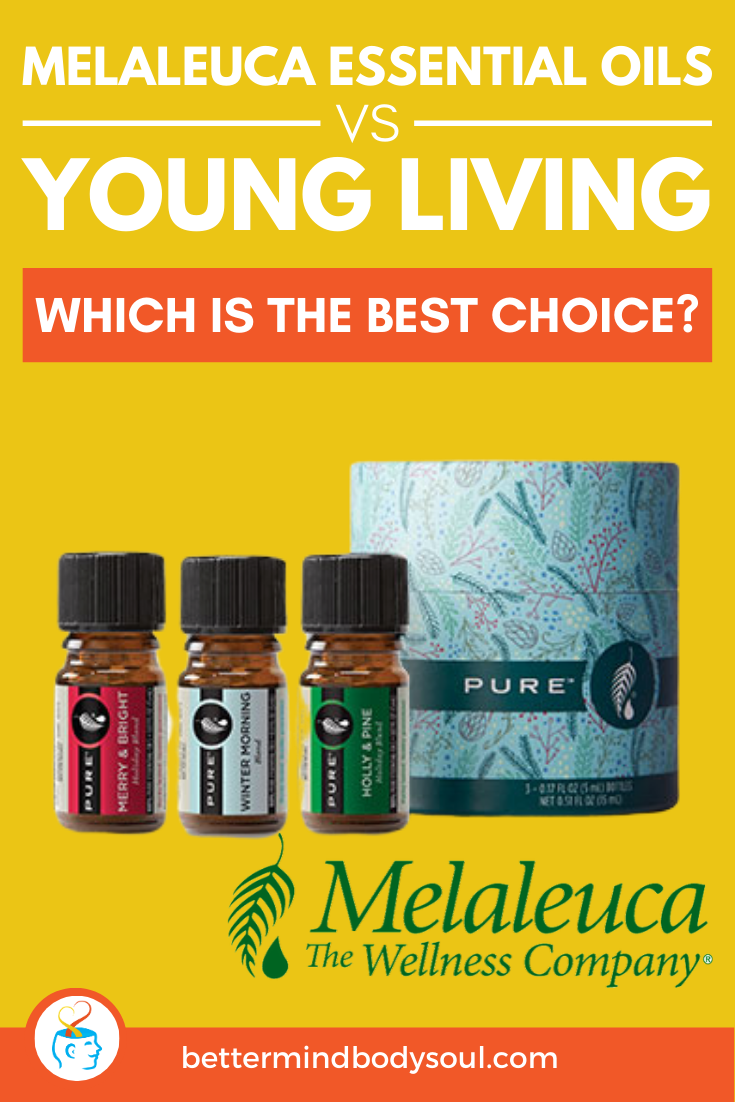 Melaleuca Essential Oils vs Young Living; Which Brand Is
