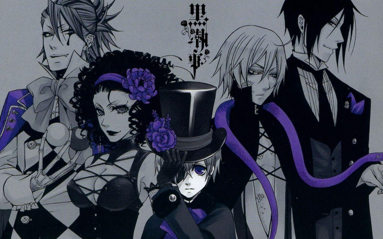 Black Butler Wallpapers