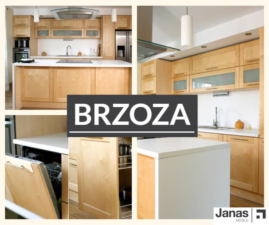 Brzoza Kitchen Cabinets Kitchen Furniture