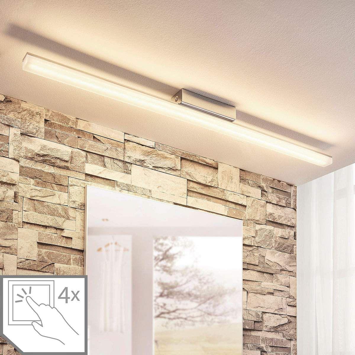 Levke Led Deckenleuchte Furs Badezimmer Mit Bildern Led Deckenleuchte Deckenlampe Led Deckenleuchte Dimmbar
