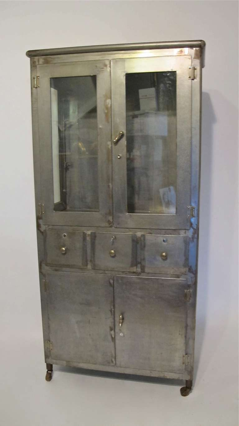 Steel Medical Cabinet | From A Unique Collection Of Antique And Modern  Cabinets At Https: