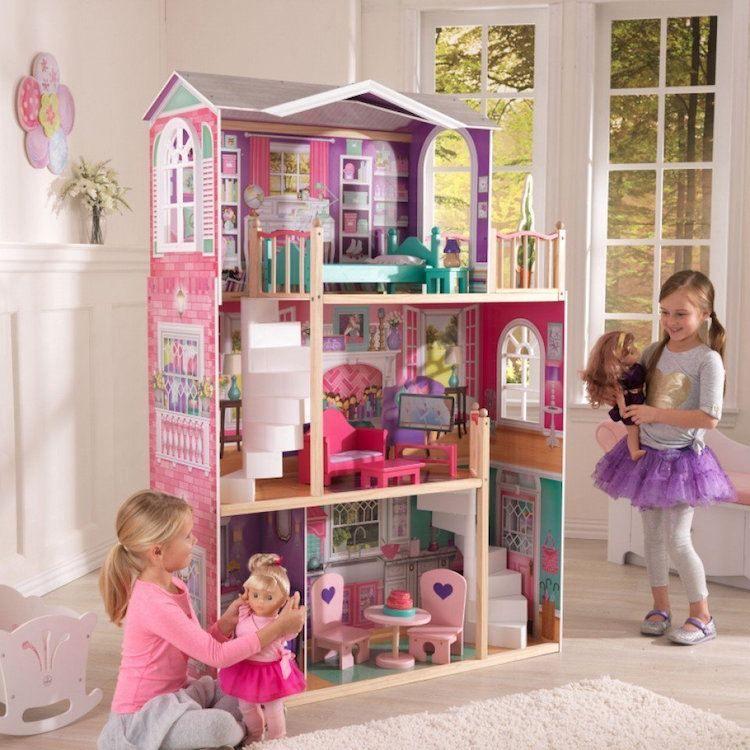 Idée de cadeau de Noël petite fille  quels jouets offrir entre 1
