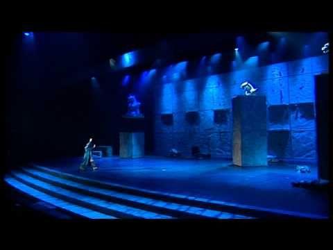 Notré -Damé de Paris 1.- Acte I. - Intro / Le temps des cathédrales (HD) Live
