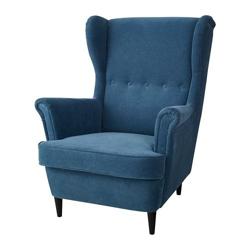 Fine Strandmon Wing Chair Tallmyra Turquoise Blue In 2019 Gmtry Best Dining Table And Chair Ideas Images Gmtryco