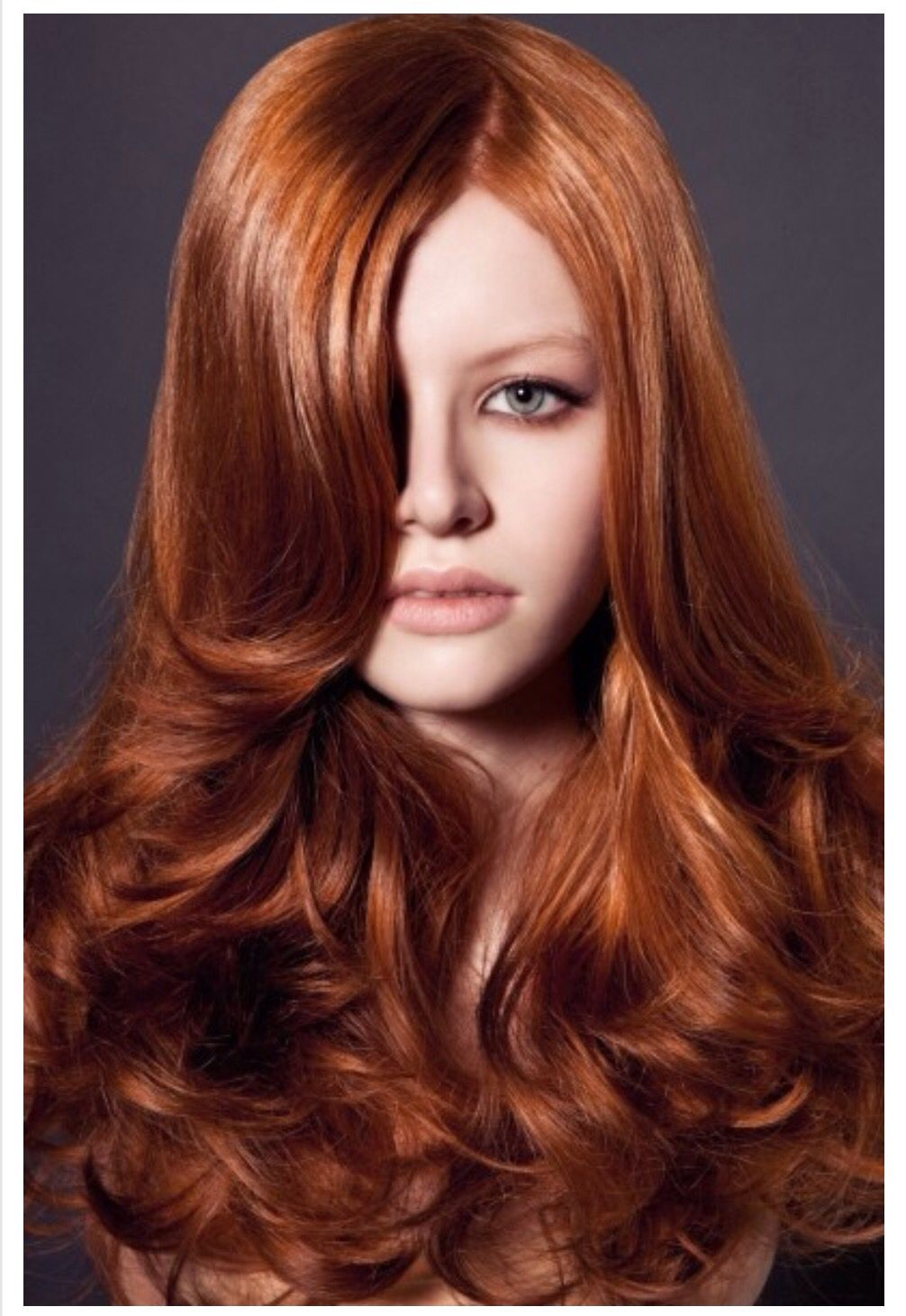 Redhead hair color options