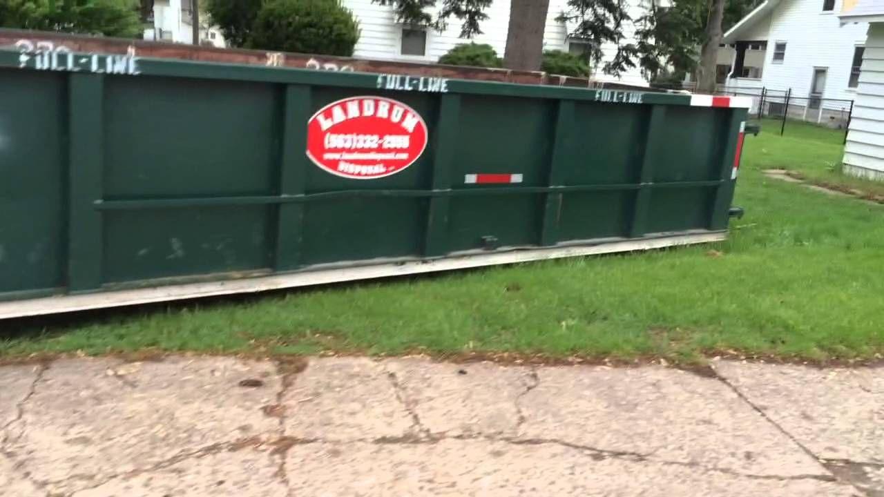 563 332 2555 Free Dumpster Rental Tips Davenport Iowa Dumpster Rental Dumpster Rental