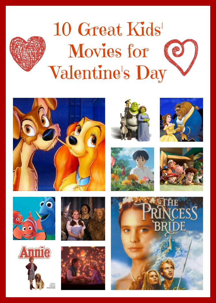 Ten Great Valentine S Day Movies For Kids Children S Films