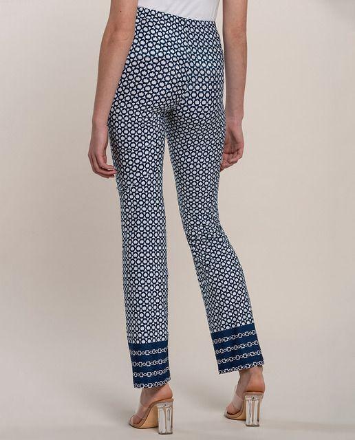 Photo of Naulover – Pantaloni da donna con stampa ampia