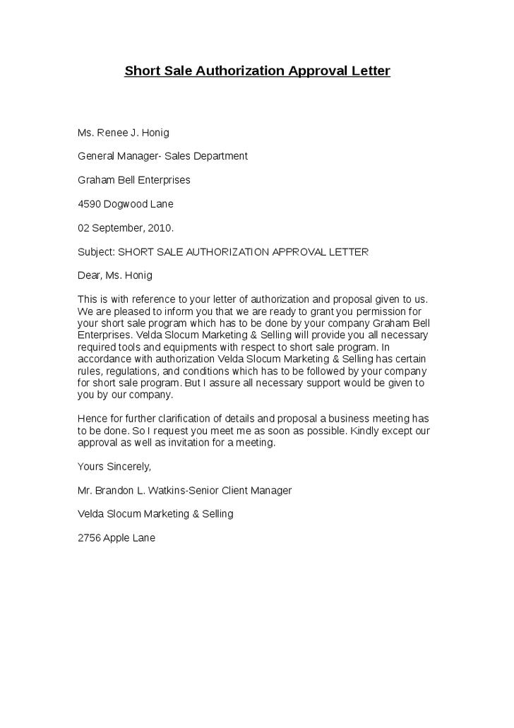 Short sale authorization approval letter hashdoc for example home short sale authorization approval letter hashdoc for example thecheapjerseys Gallery