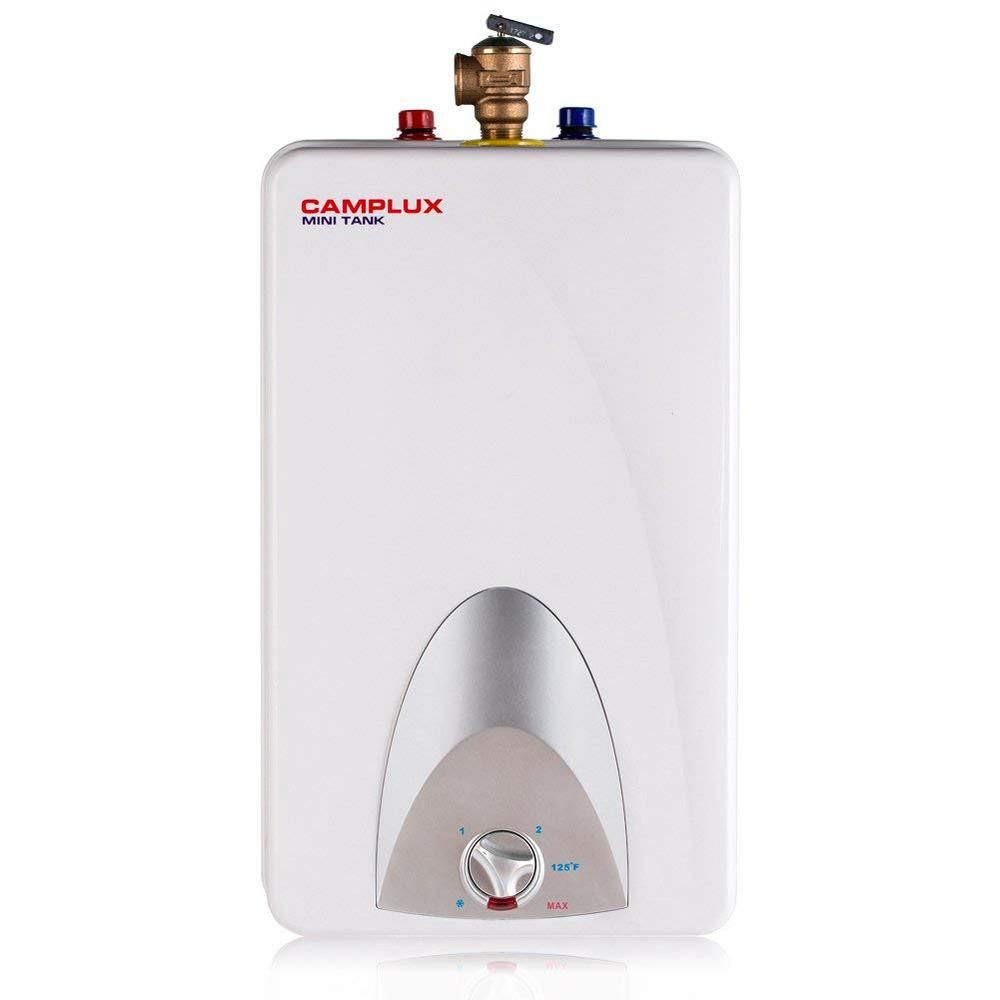 Camplux Enjoy Outdoor Life Camplux 4 Gal Point Of Use Electric Tankless Water Heater In 2020 Wet Bar Basement