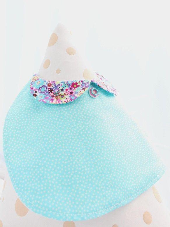 えりのついた、お洋服のようなスタイですキャンディーキャンディーのイメージ・・・(なんとなく)プレゼント用にはもちろん、お出かけ用としてお子様にお洋服のようなか...|ハンドメイド、手作り、手仕事品の通販・販売・購入ならCreema。