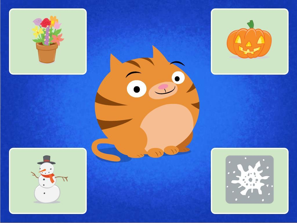 In This Online Quiz Game For Early Learners Your Kid Matches