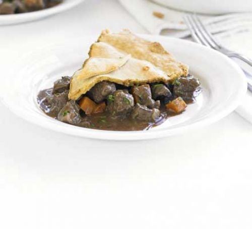 The ultimate makeover: Steak & kidney pie | Recipe (With ...