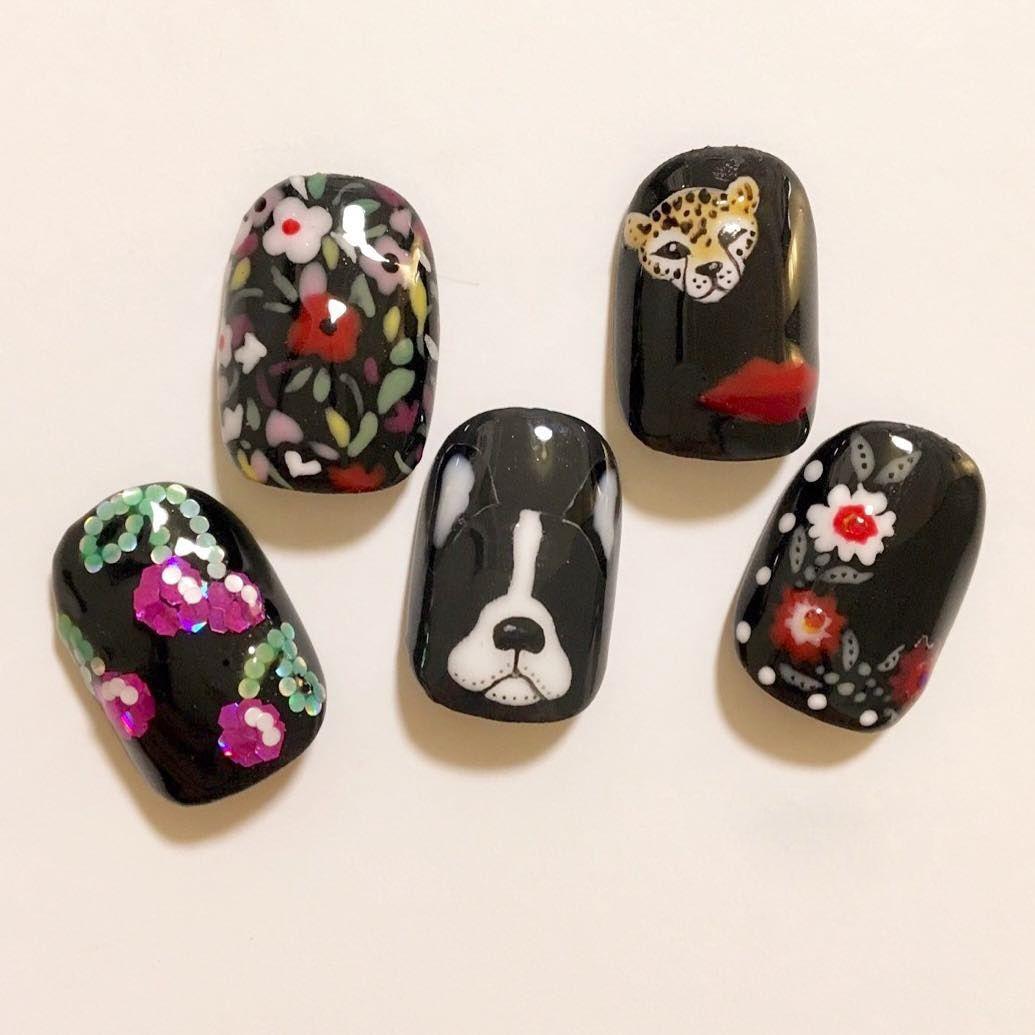 Japanese Nail Art - Adorable Japanese Nail Designs Tokyo Inspired ...