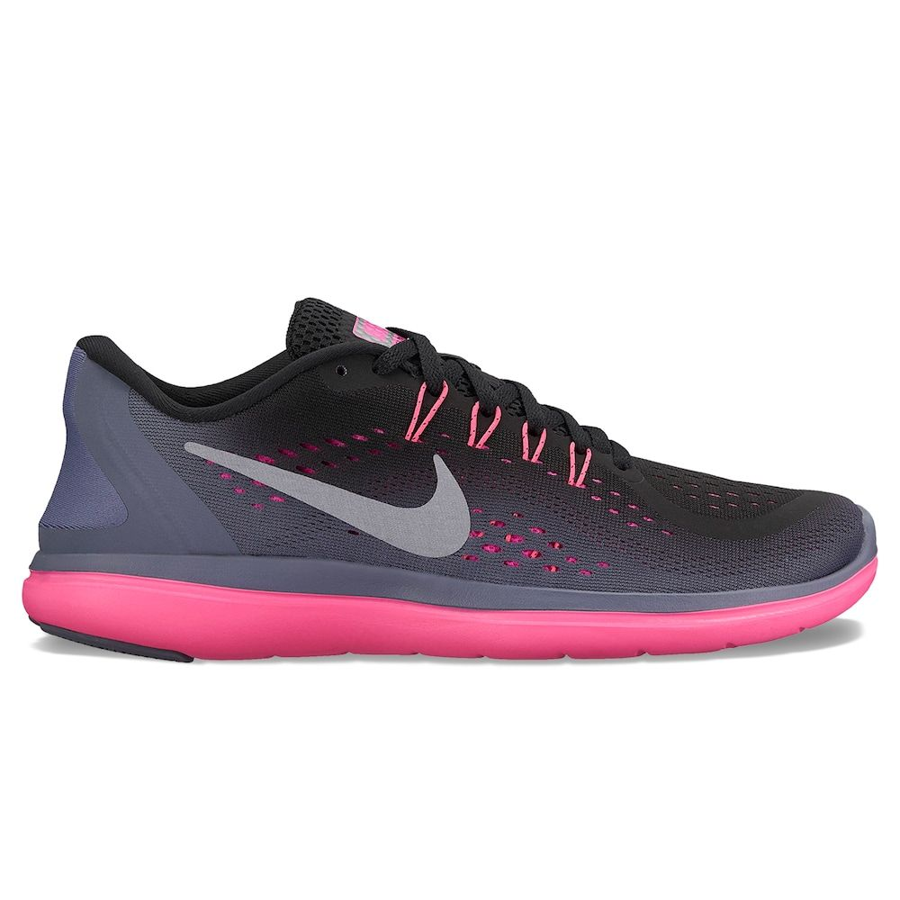 nike running shoes womens black and white oxfords