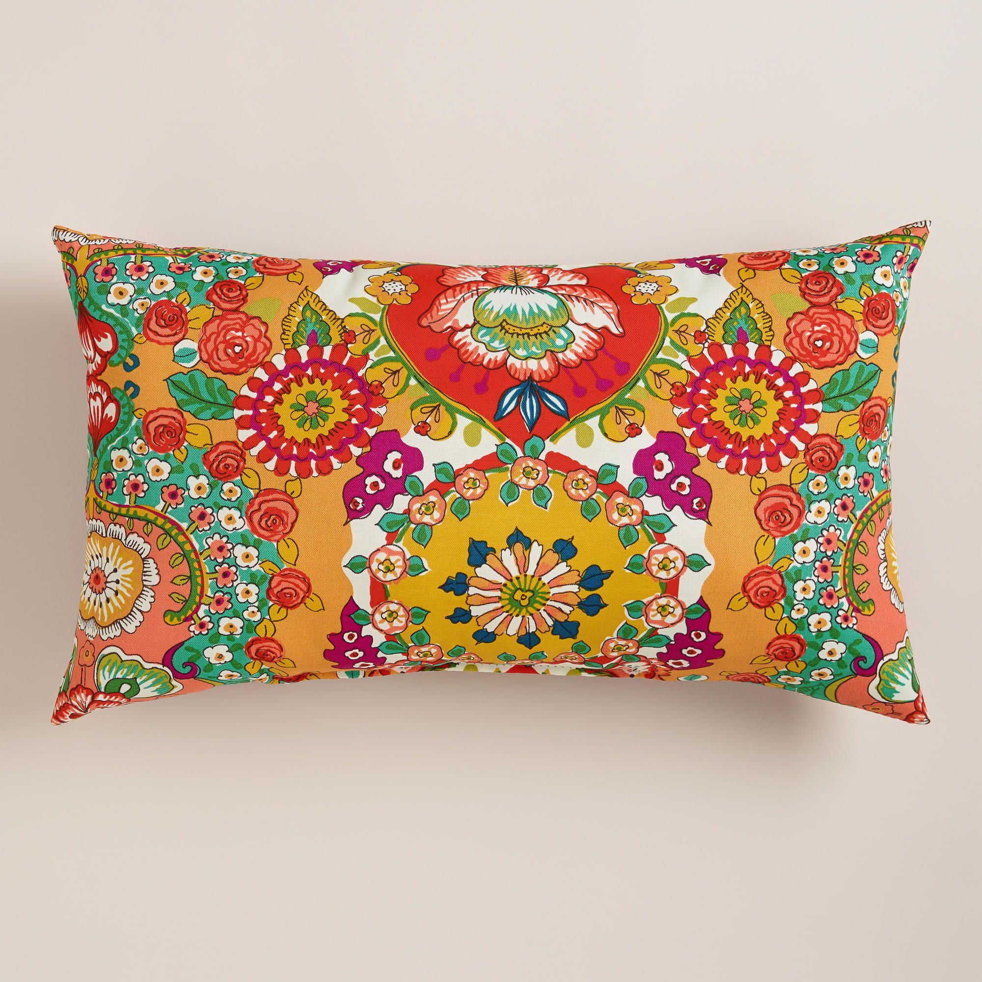 pillows pdp outdoor lumbar decor pillow indoor camille indooroutdoor