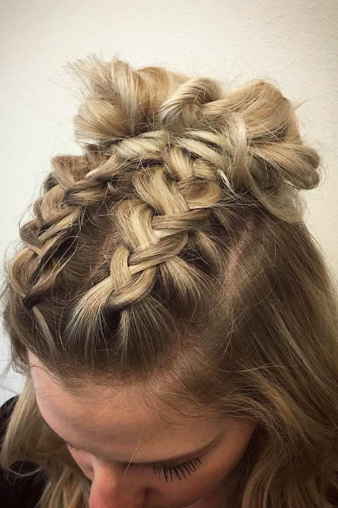 54 Cute And Creative Dutch Braid Ideas Hair Colors And Styles