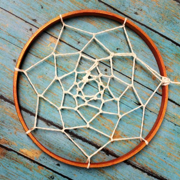 Fun For All Ages! Sweet Summer Dreams Dreamcatcher Project Tutorial: Part I / Craft-e-Corner: Blog