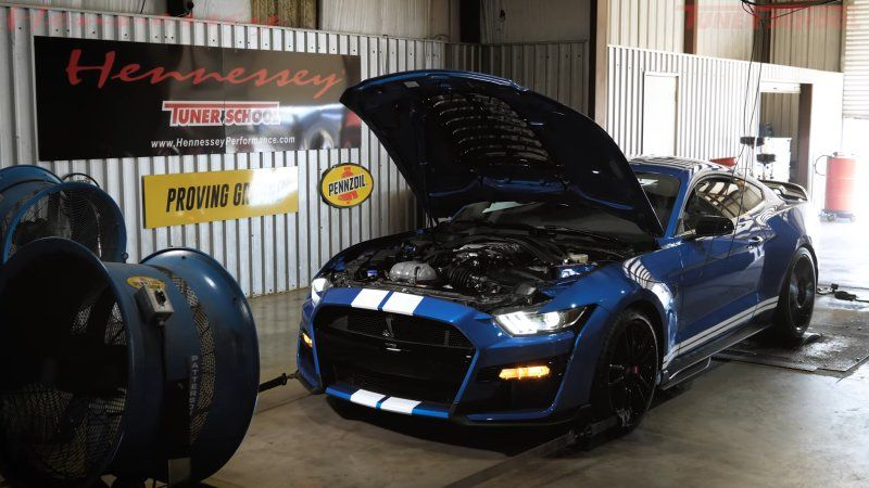 2020 Ford Mustang Shelby Gt500 Does 708 Hp Hennessey Confirms Shelby Gt500 Ford Mustang Shelby Ford Mustang Shelby Gt500