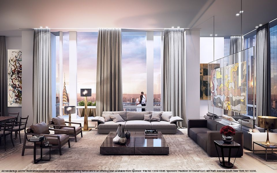172 Madison Avenue Phc In Midtown South Manhattan Streeteasy Penthouse Decor House Rooms Home