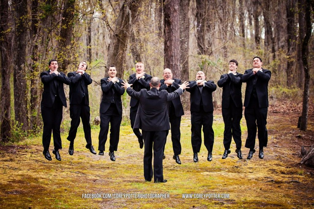 creative groomsmen photos | Wedding - 281.3KB