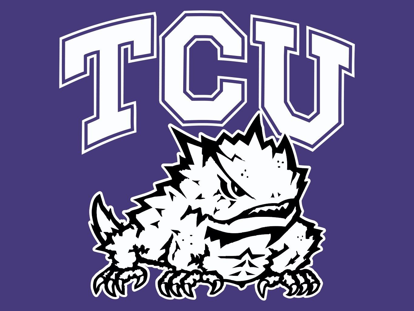 Tcu Logo Hd Tcu Horned Frogs Tcu Horned Frogs Football Horned Frogs