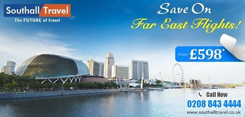 Fly Far East this holiday season and bag immense savings. Click here for more details: http://www.southalltravel.co.uk/airlines/singapore-airlines/index.aspx