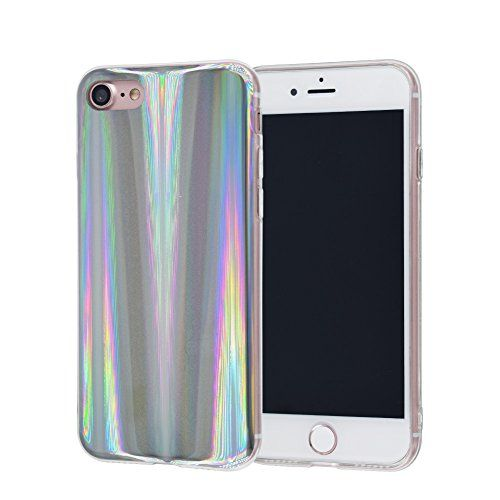coque iphone 8 holographique