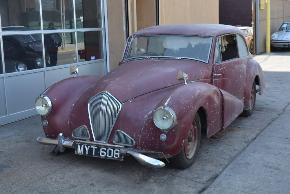1954 Healey Tickford RHD Sports Saloon - | Automobiles | Pinterest ...