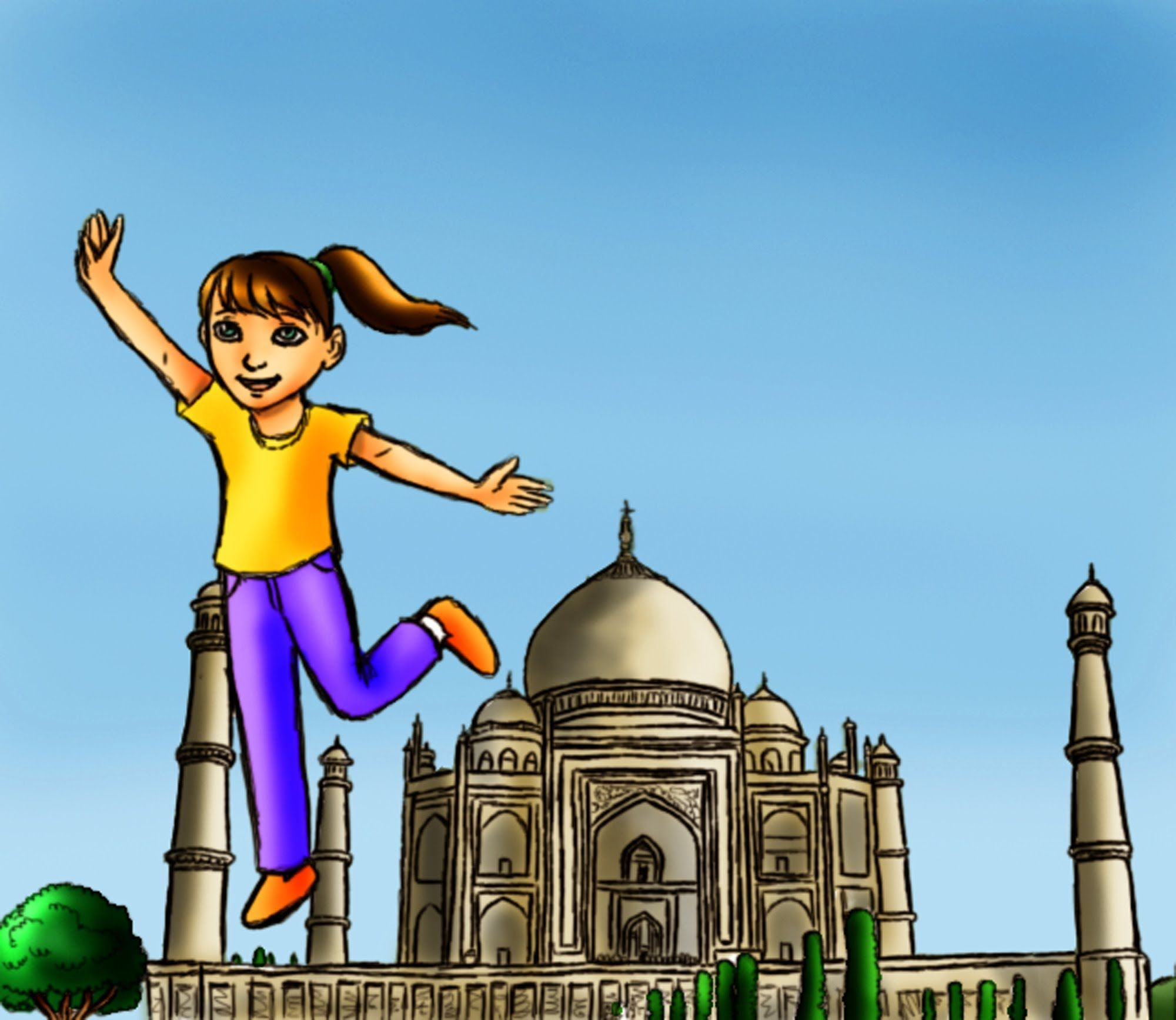 India For Children And Kids To Go With Rikki Tikki Tavi